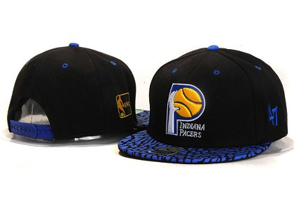 Indiana Pacers New Type Snapback Hat YS5608